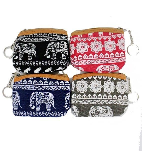 Elephant Coin Bag