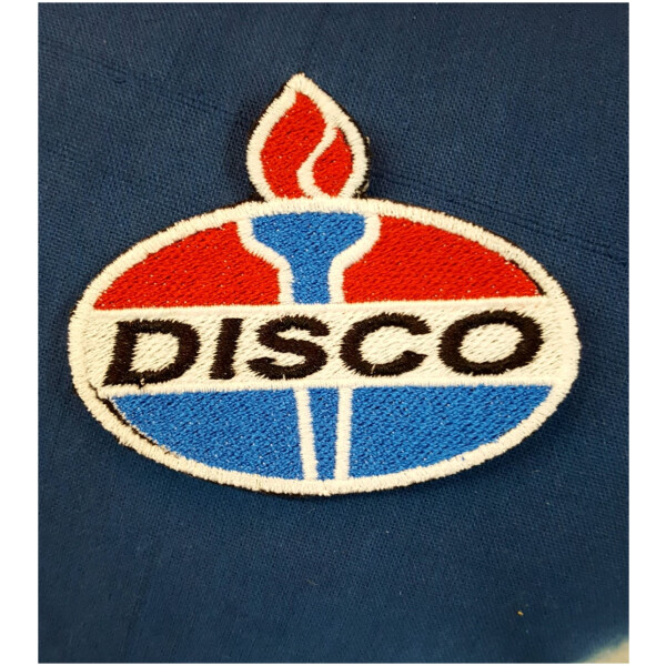 Widespread Panic Disco Embroidered Patch