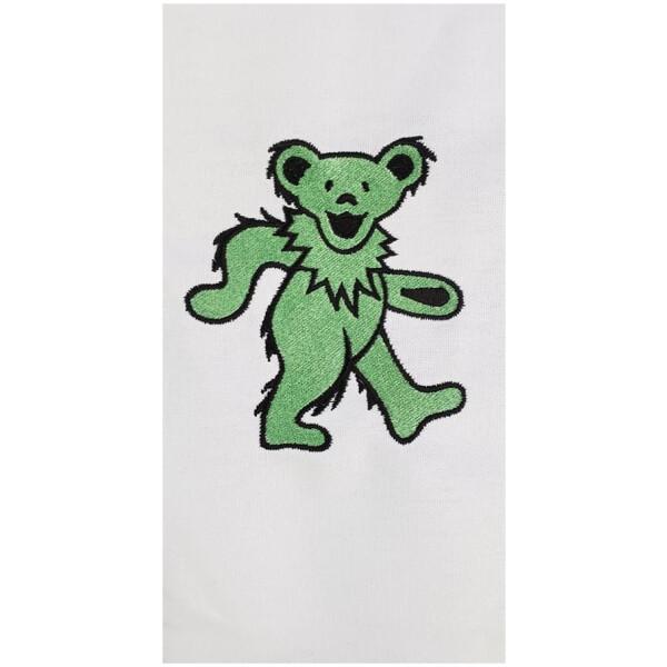 Grateful Dead Dancing Bear Patch