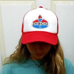 Widespread Panic Disco Trucker Hat