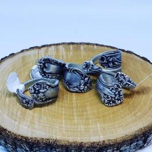 Spoon Rings - Vintage Inspired Rings