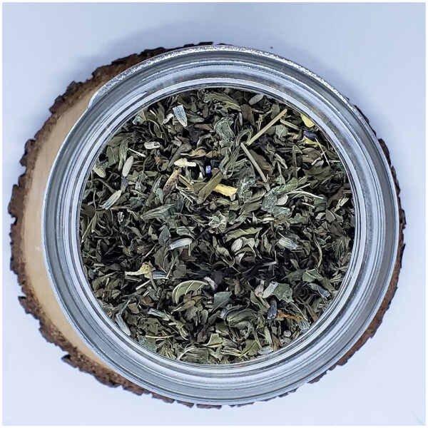 Organic Peppermint and Lavender Tea