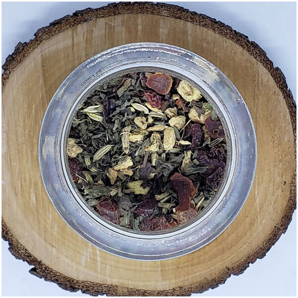 Organic Wake Up Blend Tea