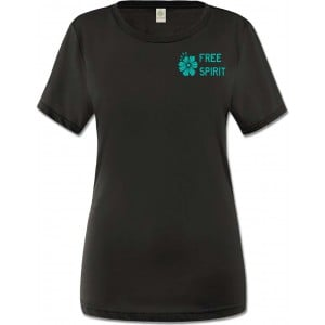 FREE SPIRIT DEFINITION ORGANIC T-SHIRT