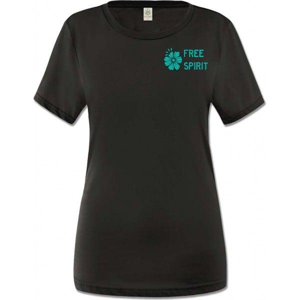 FREE SPIRIT DEFINITION ORGANIC T-SHIRT