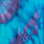 Purple Blue Swirl