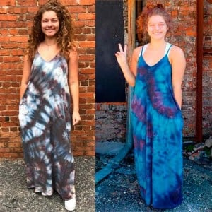 Hey Girl Tie Dye Dress