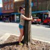 Tree Hugger Organic Cotton T-Shirt