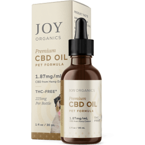 CBD Oil Tincture for Pets