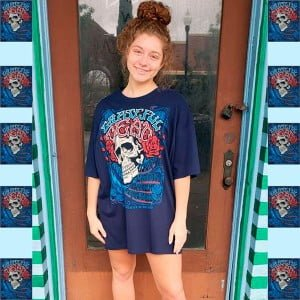 Bertha Winterland Ballroom Grateful Dead Shirt