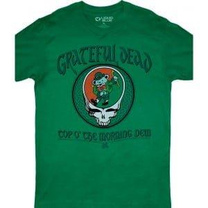 Morning Dew Grateful Dead shirt