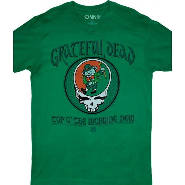 Morning Dew Grateful Dead shirt