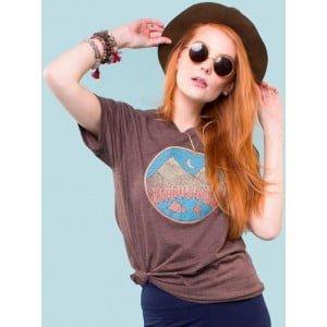 Mountain Camper Shirt - Unisex Shirt