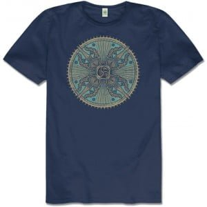 Vajra Warrior Hemp Shirt