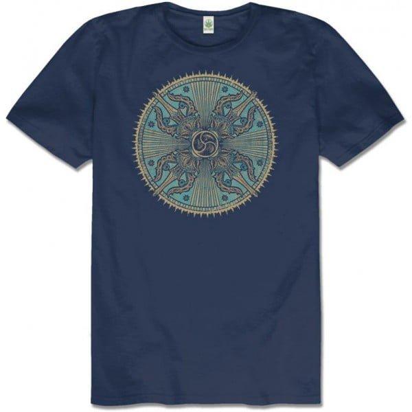 Vajra Warrior Hemp Shirt