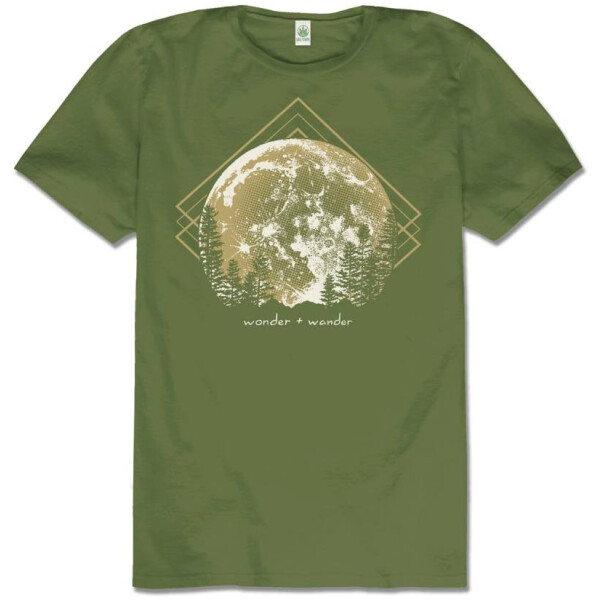 Wonder & Wander Hemp Shirt
