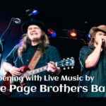 Little Hippie Chick Grand Re-Opening with Live Music by The Page Brothers
