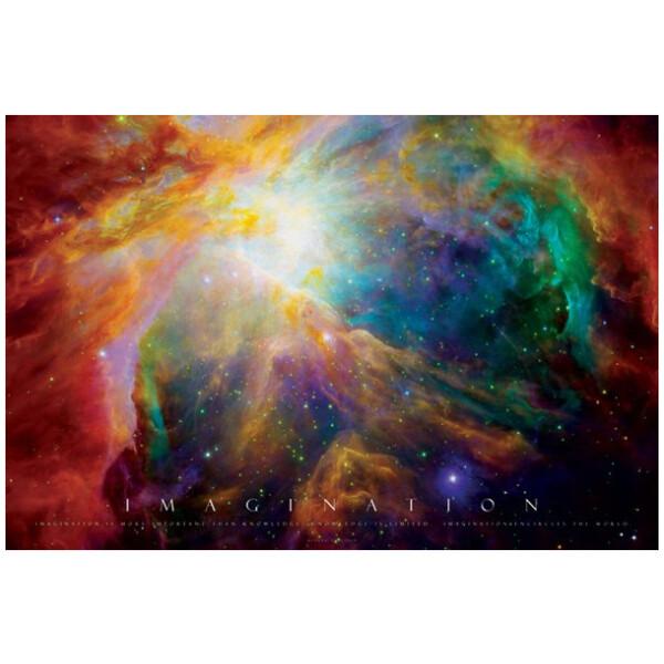 Nebula - Imagination Poster