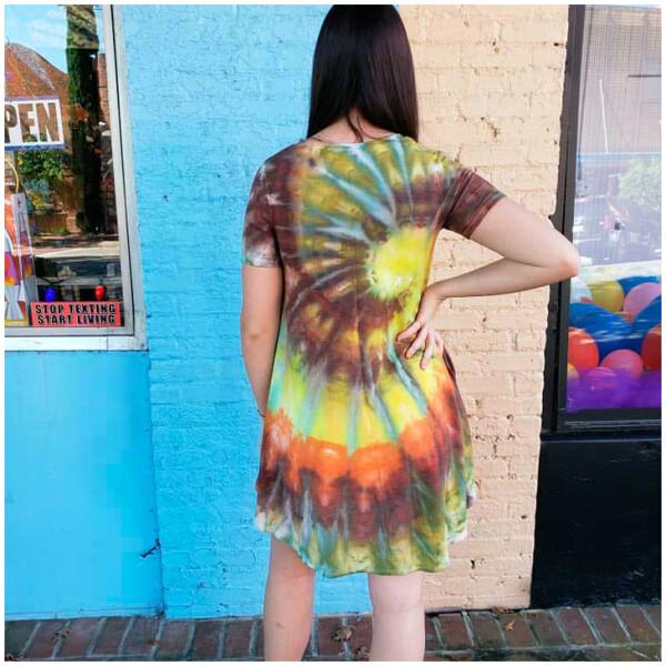 Blowin in the Wind Dress