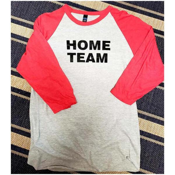 Widespread Panic HOME TEAM Baseball Shirt