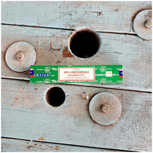 60's Patchouli Incense