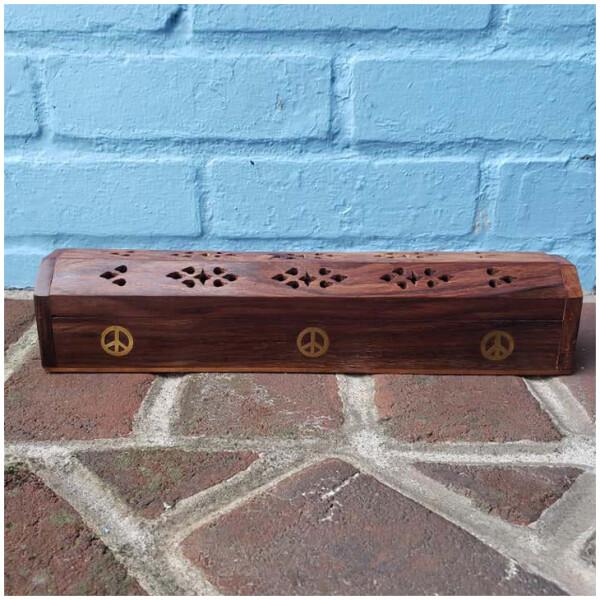 Coffin Box Incense Burner