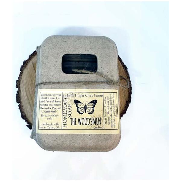Woodsmen Glycerin Soap