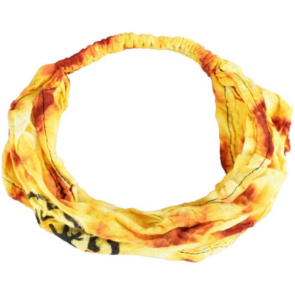 Tie Dyed Elastic Headbands
