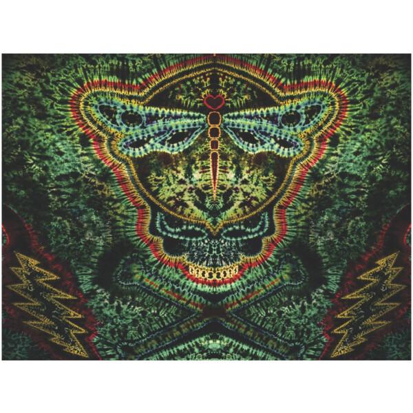 Jolly Dragonfly Tapestry