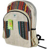 ThreadHeads Hemp 2 Zipper Backpack