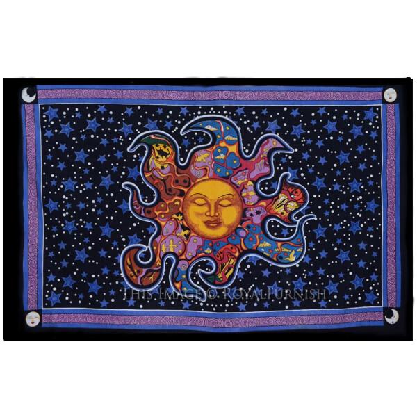 Dreaming Sun by Dan Morris Tapestry