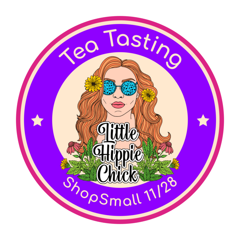 Tea Tasting During Small Business Saturday