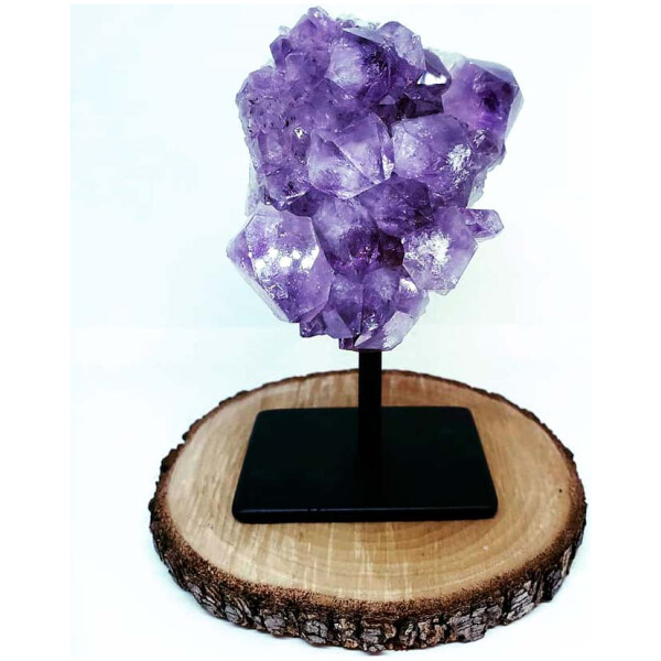 Crystal Stands - Amethyst