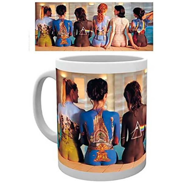 Pink Floyd Mugs - Back