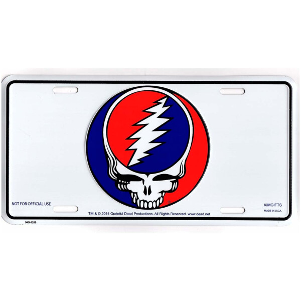 License Plates - Steal Your Face