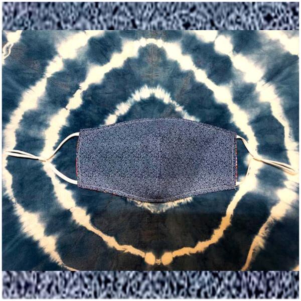 Mandala Print Mask