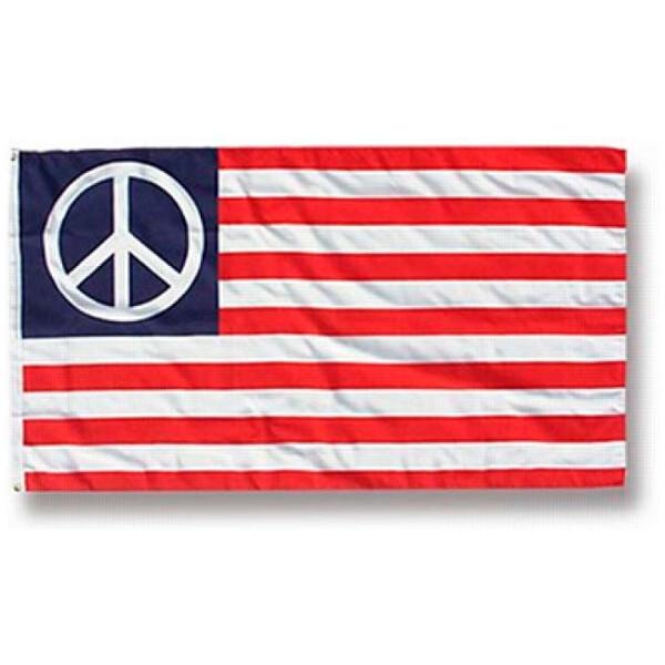 Wishful Thinking Peace Flag