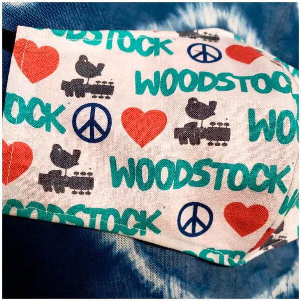 Woodstock Face Mask