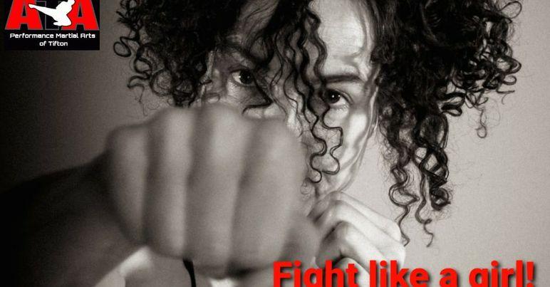 Women's Self-Defense Class