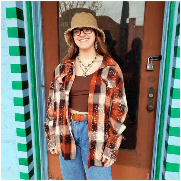 Grateful Dead Flannel Rochester 82